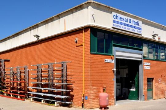 Chiessi & Fedi - Magazzino di San Piero a Sieve